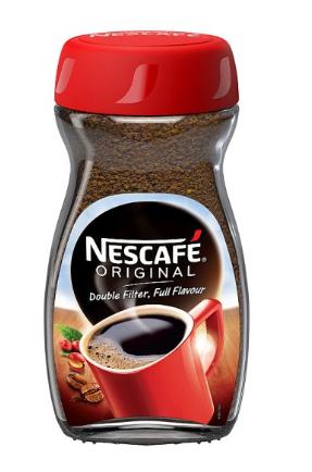 Nescafe Original Instant Coffee 300G £5 tesco