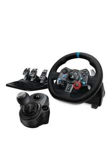 Logitech G29/G920Driving Force Racing Wheelwith Pedalsand Force Shifter £179.99 @ Very
