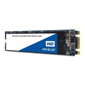 WD Blue 500GB 3D NAND SSD M.2 2280 £88.68  Ebuyer