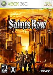 Saints Row / Saints Row 2 (X360/XO) £2.24 (Each) @ Xbox (Backwards Compatible)