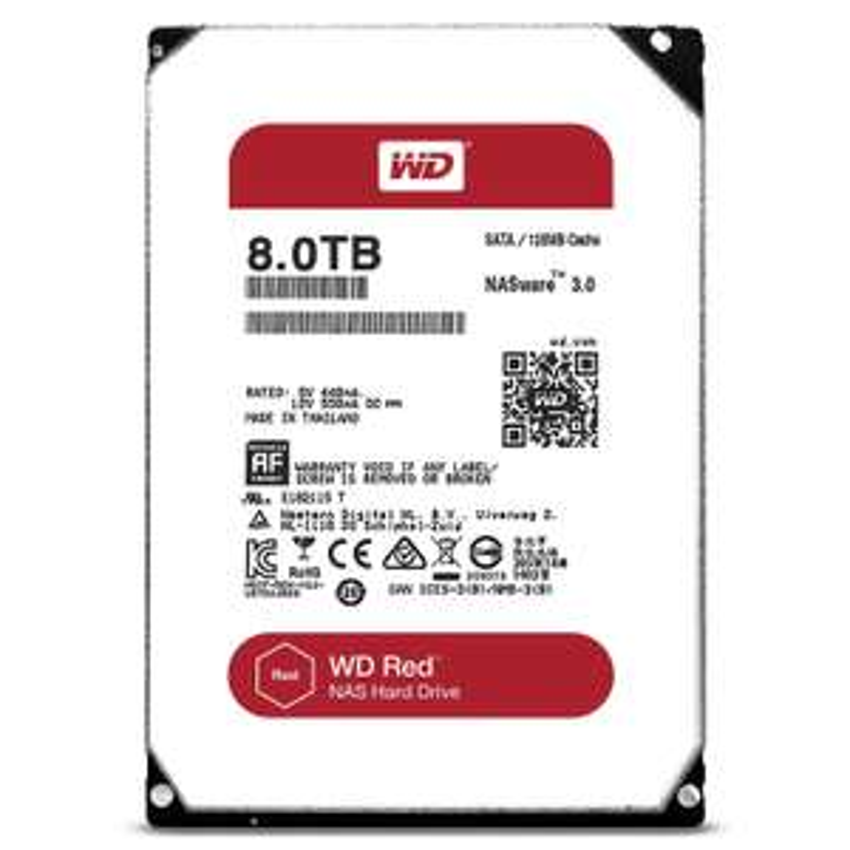 Western Digital RED 8TB NAS Hard Disk Drive - £220 @ Amazon