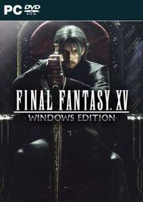 Final Fantasy XV 15 Windows Edition PC inc All DLC. £16.99/£16.14 with FB code @ CD KEYS