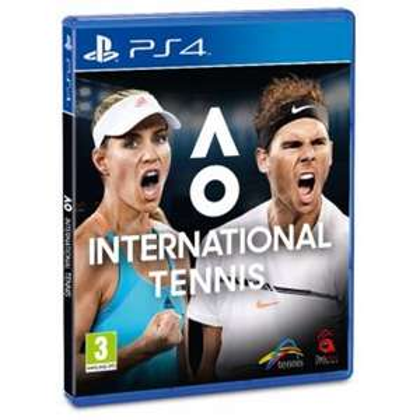 AO International Tennis PS4 - £26.99 - 365games