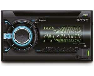 Sony WX-900BT Double Din Bluetooth Car Stereo £69.99 Argos Ebay