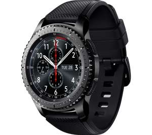 Samsung Gear S3 Frontier & Classic £229 @ Carphone Warehouse