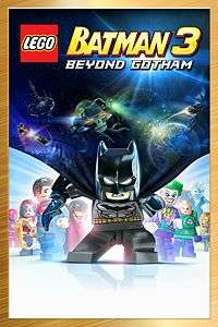 LEGO Batman 3: Beyond Gotham Deluxe Edition £23.74 Microsoft Store