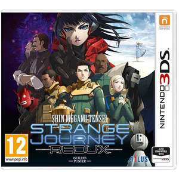 Shin Megami Tensei Strange Journey Redux Nintendo 3DS game £27.99 @ 365games