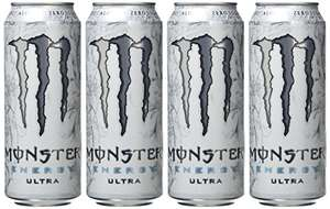 Monster Energy Drinks 4x500ml from £2.75 at Amazon Pantry (prime exclusive) - delivery £2.99