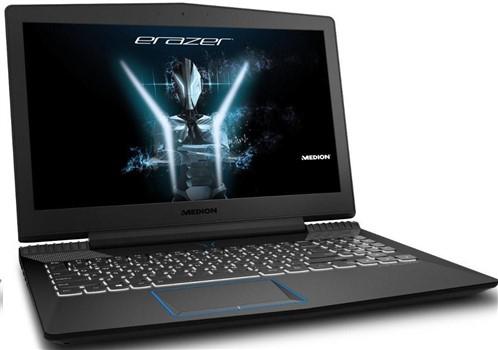 "Medion Erazer X6603 Gaming Laptop (Intel Core i5 HQ /15.6"" FHD IPS Screen / 8GB RAM / 128GB SSD / 1TB HDD / GTX 1050Ti 4GB / Win10) £679.97 Delivered @ Box"