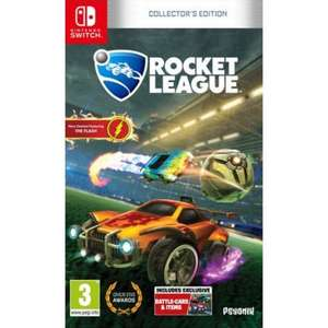 Nintendo Switch - Rocket League: Collectors edition - £14.95 from thegamecollection