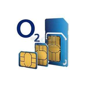 o2 Tablet Sim - 50GB with 100 Texts and Free o2 WiFi £25 pm (12mo - £300) @ o2