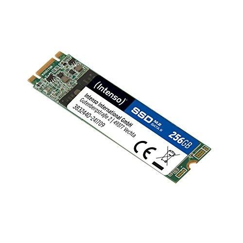 256GB Intenso Performance M.2 SSD £39.98 @ Amazon