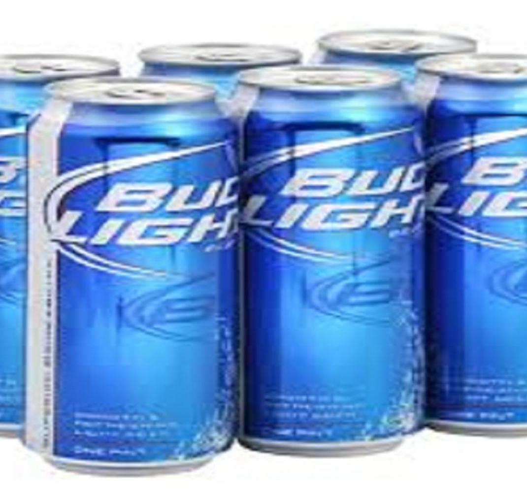 Bud Light 6 Pack 330ml £2.50 @ Bu0026M
