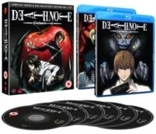 Death Note: Complete Series and OVA Collection (Blu-ray Boxset) £23.55 @ Hive
