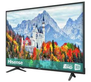 Hisense 50 Inch H50A6250UK Smart 4K UHD TV with HDR @ Argos - now £399