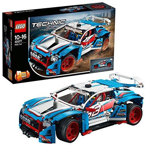 Lego 'Technic' Rally Car - 42077 £52.19 @ Amazon