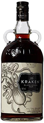 Kraken Black Spiced Rum, 1L £24.90 Amazon