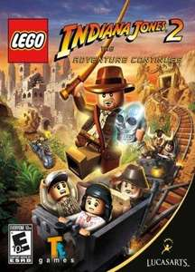 LEGO Indiana Jones 2: The Adventure ContinuesPC STEAM key £1.92 @ INSTANT GAMING