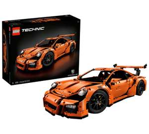 LEGO Technic Porsche 911 GT3 RS - 42056 £129.99 @ Argos Clearance - plus other deals plus £10 voucher for £100 spend. Still available from Argos eBay store