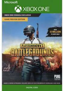 PlayerUnknown's Battlegrounds (PUBG) & Assassin's Creed Unity - Xbox One - £9.99 / £9.49 with fb code (CDKeys)