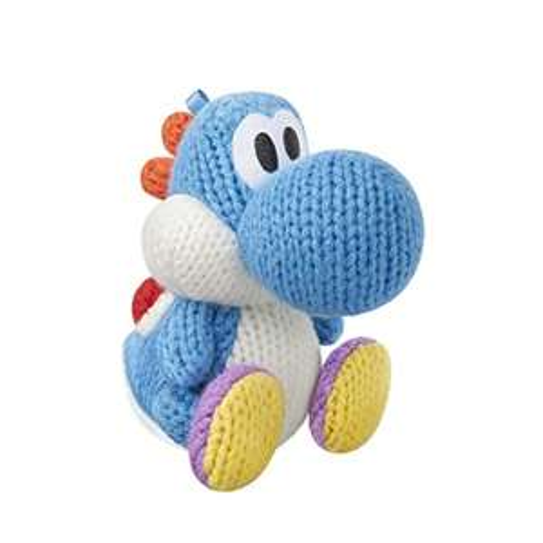 Nintendo Blue Yarn/Wool Yoshi amiibo - £7.13 Prime / £11.62 Non-Prime @ Amazon.co.uk