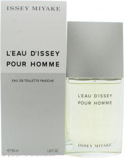 Issey Miyake L'Eau d'Issey Pour Homme Fraiche Eau de Toilette 50ml Spray - Men's£20.20 + £1.95 del @ Perfumeclick