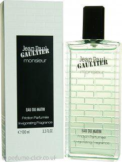 Jean Paul Gaultier Monsieur Eau du Matin 100ml Spray - Men's - £19.30 delivered at Perfume click