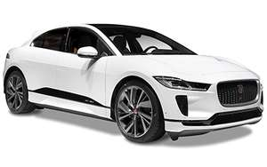 Jaguar I-PACE SUV Electric 90kWh 400 S: Initial payment of £3097.98 + 17 monthly payments of £344.22 plus £360 fee
