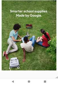 Go back to school with Google Store - savings on Made By Google products online