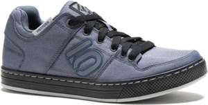 Five Ten Freerider Canvas Shoes Grey/Blue @ Leisure lakes £54.99 delivered