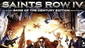 Saints Row IV: Game of the Century Edition, STEAM KEY £3.74/£3.37 with code @ FANATICAL