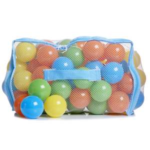 100 play balls (ideal for ball pit) £2.50 @ Wilko