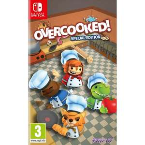 Nintendo Switch overcooked Special Edition  £10 smyths toys