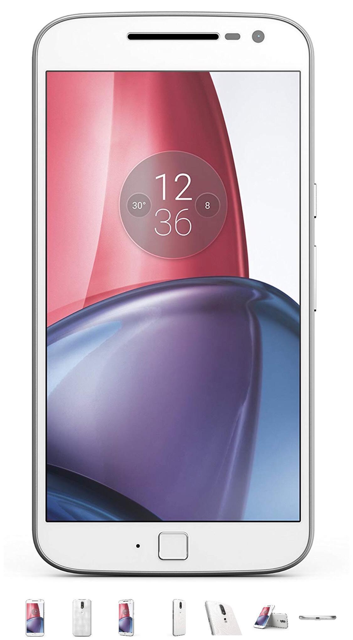 Motorola Moto G4 Plus 16GB (Dual Sim) £114.99 Amazon