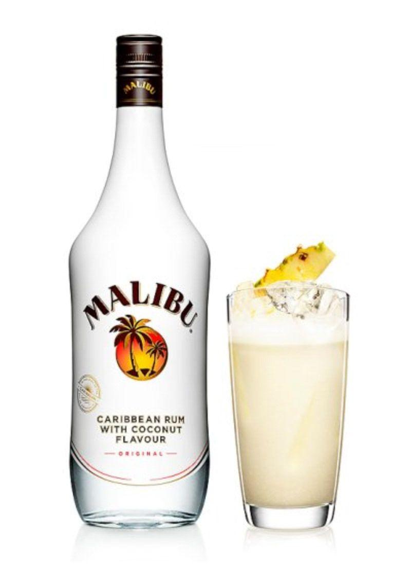 Malibu White Rum With Coconut 1L £13 @ Tesco