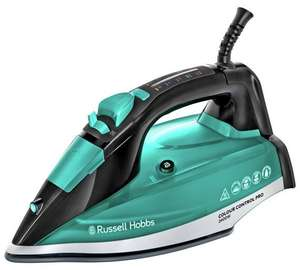 Russell Hobbs 22860 Colour Control Steam Iron was £29.99 now £19.99 @ Argos