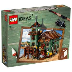 Lego old fishing store at John Lewis & Partners for £111.99