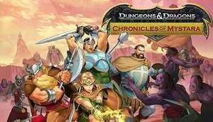 Nintendo: Dungeons & Dragons Chronicles of Mystara (CAPCOM Europe). £11.99 reduced to £3.23 for Wii U @ Nintendo Store