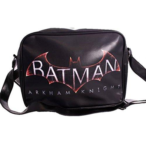 Batman Arkham Knight Logo Shoulder Messenger Bag amazon (add on item) - £4.95