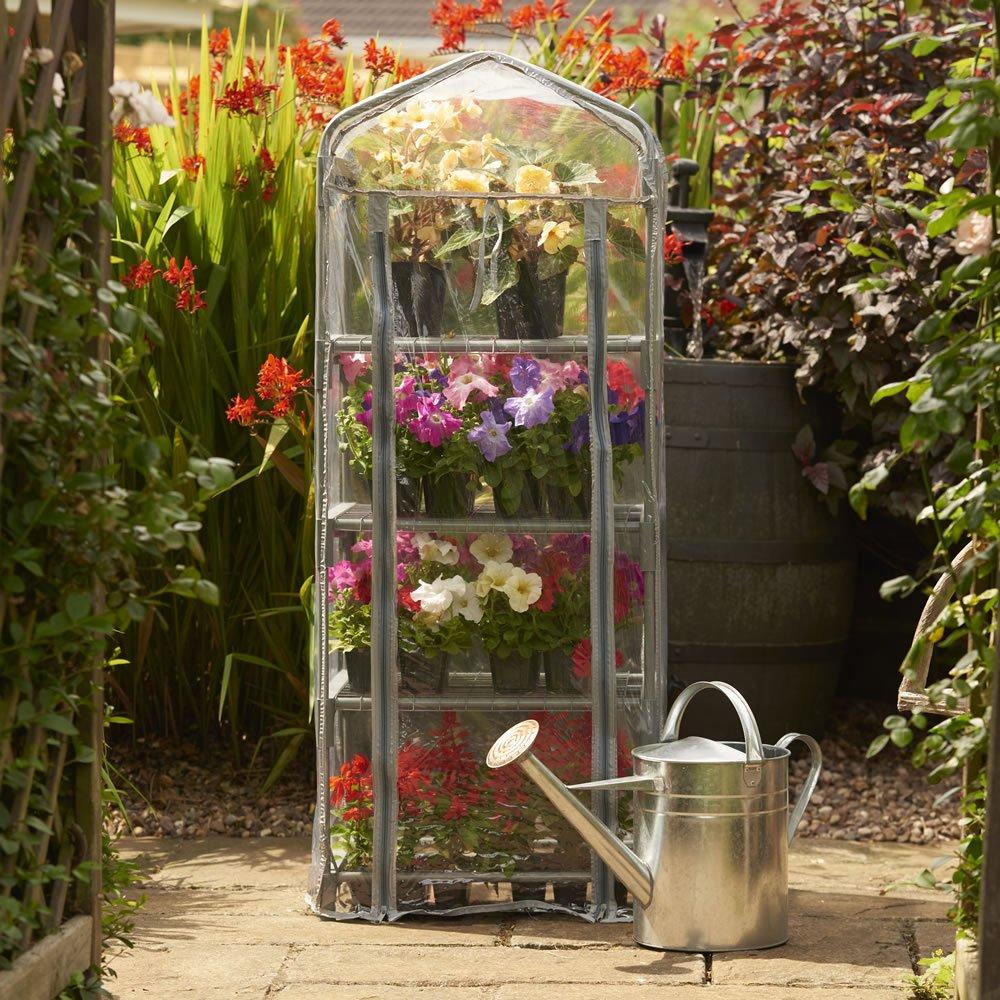 Wilko Mini Greenhouse £5 @ Wilko (free c+c)
