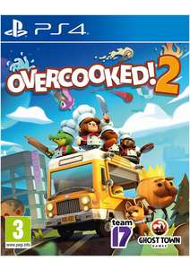 Overcooked! 2 (PS4) £14.85 Delivered @ SimplyGames