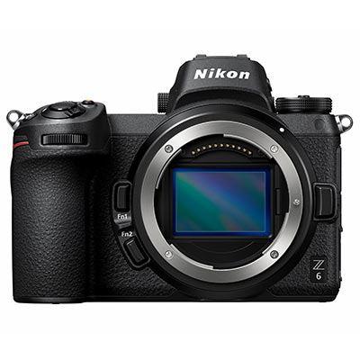 Nikon Z6 Mirrorless Body + 64GB XQD card £2,099 Wex Photo Video