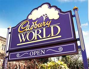 Cadbury World Family Pass with overnight hotel stay inc breakfast for 2 adults & 2 children now from £129 @ Littlebird