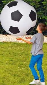 Chad Valley Giant Inflatable Football 3+ Years - £4.00 + Free C&C @ Argos eBay