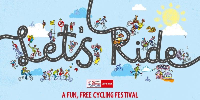 HSBC let's ride event (London), free register