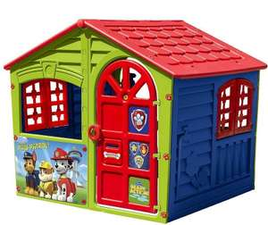 Paw Patrol The House Of Fun Plastic Playhouse £49.50 delivered w/code @ Tesco Outlet / eBay