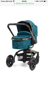 Mothercare Orb All Terrain Pram & Pushchair with free Cybex Aton car seat worth £140 - £350