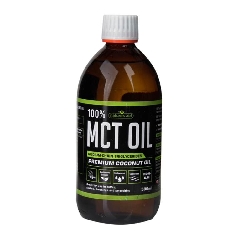 MCT Oil £19 x 2 BOTTLES @ Holland & Barrett (free C&C)