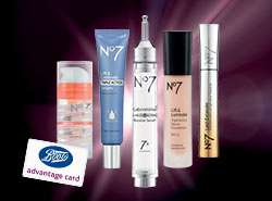 £27 (Was £90) No7 Lift & Luminate TRIPLE ACTION serum 30ml at boots