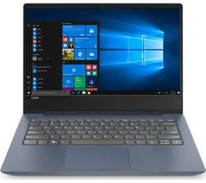 "LENOVO IdeaPad 330S i3-8130U 4gb Ram 128gb SSD 14"" 1080p Laptop - £379.99 @ Currys"